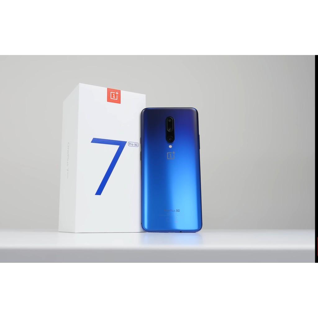 Điện Thoại OnePlus 7 Pro 5G mới Fullbox || 8/256GB Snap855 Cấu Hình khủng tại Playmobile