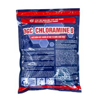 [Chính hãng] Cloramin B DGC Việt Nam 25%, bột khử trùng nước, sát khuẩn đồ dùng, khử khuẩn bề mặt (Chloramine B) - 1 Kg thumbnail