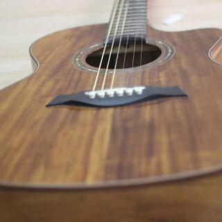 Guitar acoustic KOA