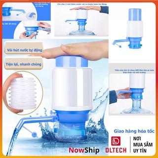 Vòi Bơm Hút Nước Cho Bình Nước Lọc Máy bơm bình nước VBN02 DL TECH thumbnail