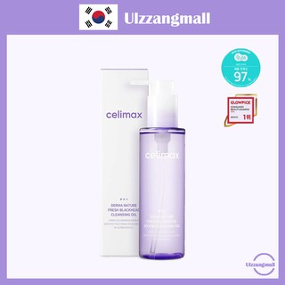 [Celimax] Dầu Tẩy Trang Dermaba Làm Sạch Mụn Đầu Đen 150ml thumbnail