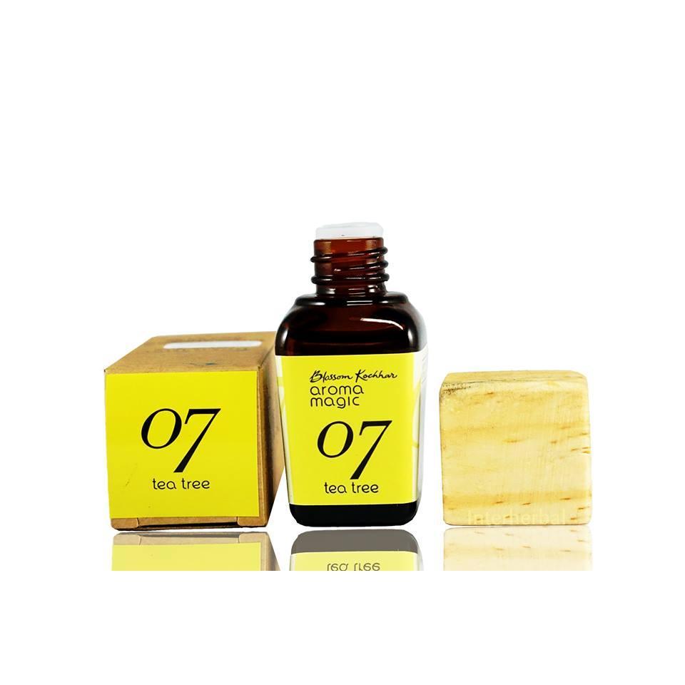 [AROMA MAGIC] TEA TREE OIL – VỊ CỨU TINH CHO DA MỤN