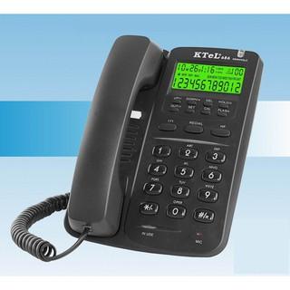 điện thoại văn phòng, điện thoại khách sạn, gia đình, loại có dây để bàn, có màn hình hiện số gọi tới. KTeL 686 thumbnail