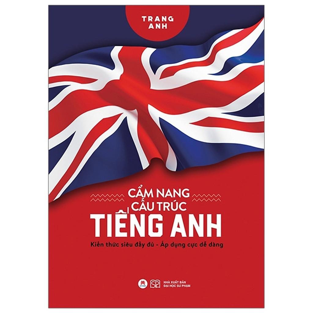 Sách - Cẩm Nang Cấu Trúc Tiếng Anh
