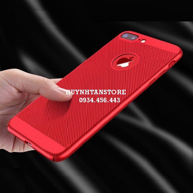 Ốp lưng Iphone 7 Plus _ Ốp ;ưng nhựa cứng full cạnh tản nhiệt cực đẹp sang trọng
