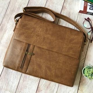 Túi đeo chéo vừa khổ giấy A4 – tiện lợi – hàng y hình