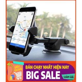 Sale Sale giá để điện thoại trên ô tô,Giá đỡ điện thoại trên Oto (hộp Xanh) (K001)tiện lợi,giá rẻ bất ngờ
