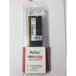 [RẺ VÔ ĐỊCH] Ram laptop DDR3L 8GB bus 1600 PC3L-12800S hãng Netac full box