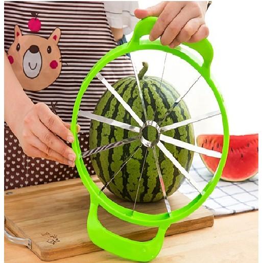 Dụng cụ cắt trái cây thông minh (xanh lá)