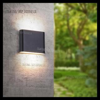Đèn Led Gắn Tường H236 6w Chống Thấm Nước