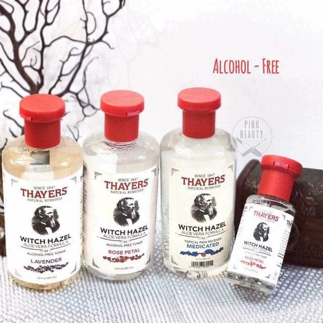Toner nước hoa hồng Thayer - 3592833 , 1323020491 , 322_1323020491 , 260000 , Toner-nuoc-hoa-hong-Thayer-322_1323020491 , shopee.vn , Toner nước hoa hồng Thayer