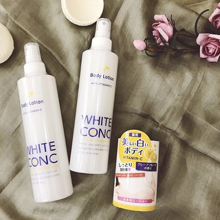 Lotion Xịt White Conc Body Vitamin C 245ml - Shop Bon91