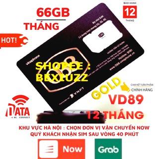 SIM VD89 ,FHappy và D500 12 Tháng( Miễn phí từ 6 đến 12 tháng vào mạng 4G và cuộc gọi )Có Video Kèm Kiểm Tra Tốc Độ 4G