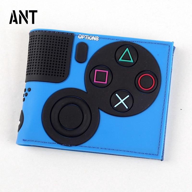 Ví thời trang hình tay cầm chơi game Playstation 3D độc đáo