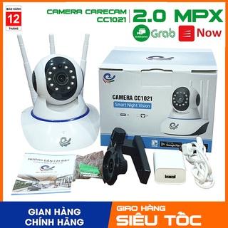 Camera Wifi 3 Râu xoay 360 độ, Độ Phân2.0Mpx FULLHD Hồng Ngoại Lưu Trữ Lên 128G, Bảo Hành 12 tháng thumbnail