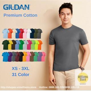[ALBUM 1] Áo thun Gildan Premium Cotton thumbnail