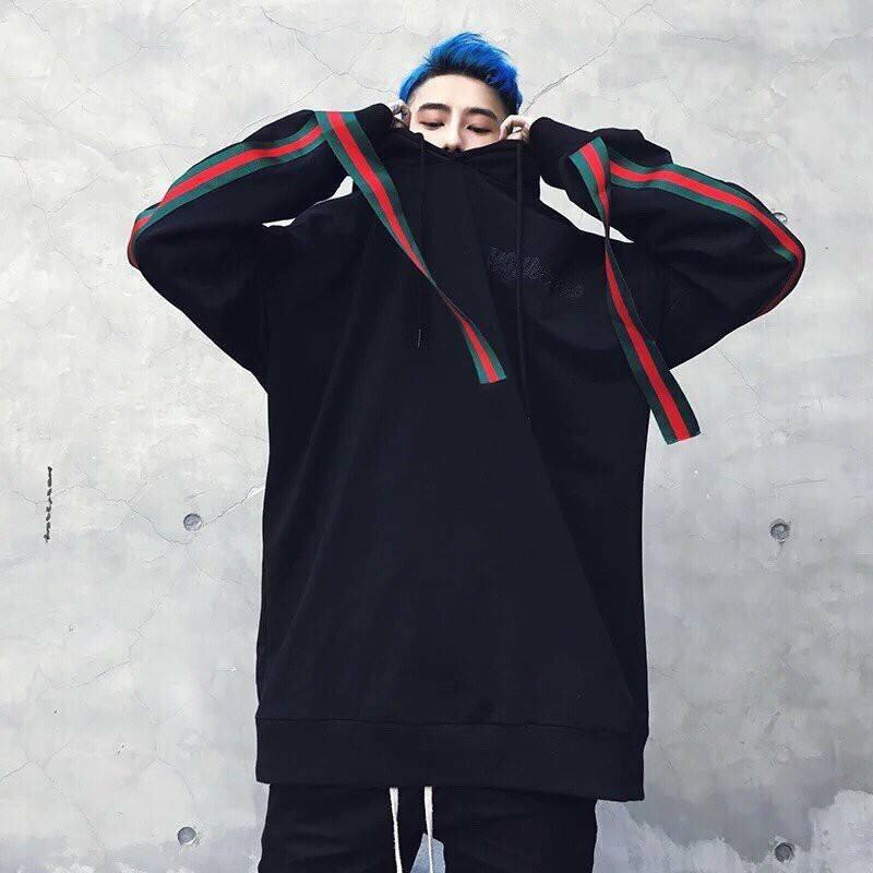 Áo Hoodie Phối Dây mới 2019 - Áo hoodie đẹp, chất lượng