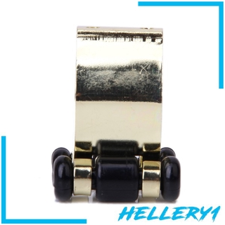 [HELLERY1] Portable Cue Clip for Pool Cue Rack — Golden