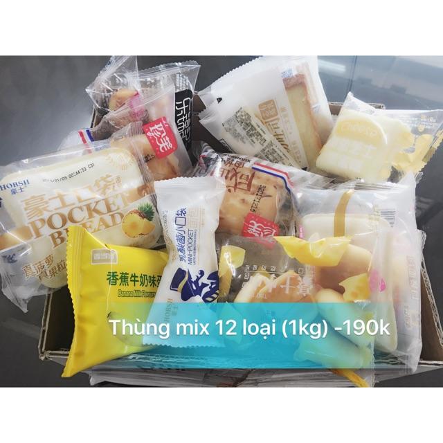Combo 1kg bánh mĩ,1 kg bánh sữa chua minipocket - 2980455 , 883334196 , 322_883334196 , 360000 , Combo-1kg-banh-mi1-kg-banh-sua-chua-minipocket-322_883334196 , shopee.vn , Combo 1kg bánh mĩ,1 kg bánh sữa chua minipocket