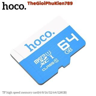 Thẻ Nhớ Micro SD Hoco 64Gb Class 10 - Hàng Chính Hãng - Bảo Hành 1 Đổi 1 thumbnail