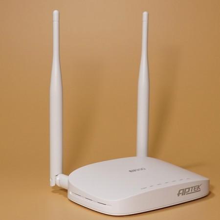 Bộ phát wifi APTEK N302 Trắng