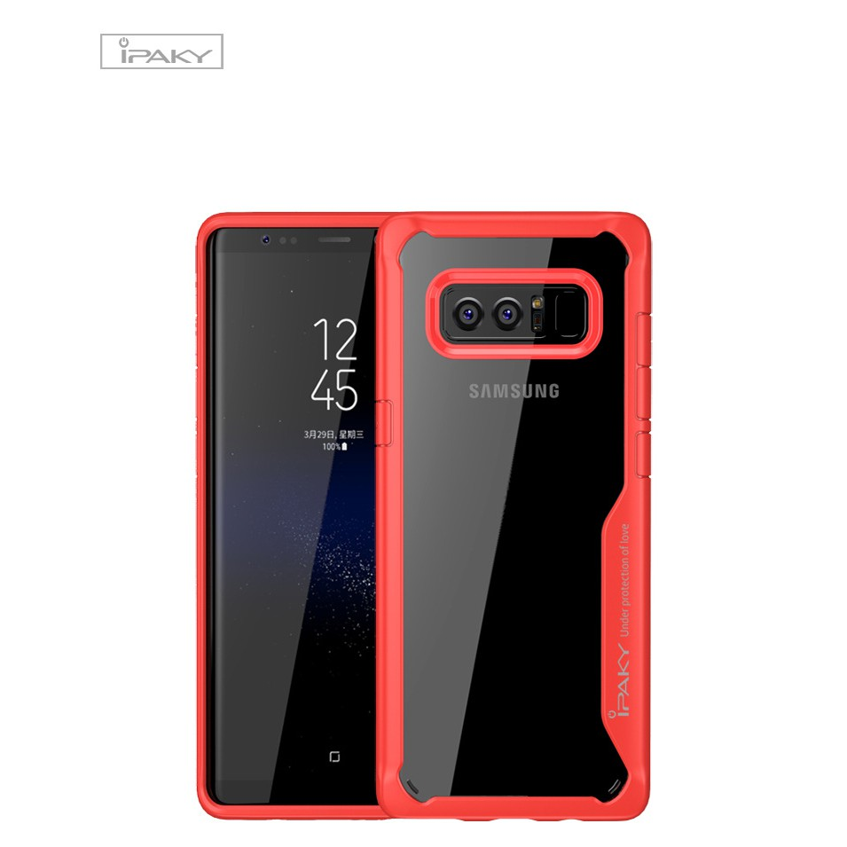 Ốp lưng Samsung Galaxy Note 8 IPAKY Air Hybrid