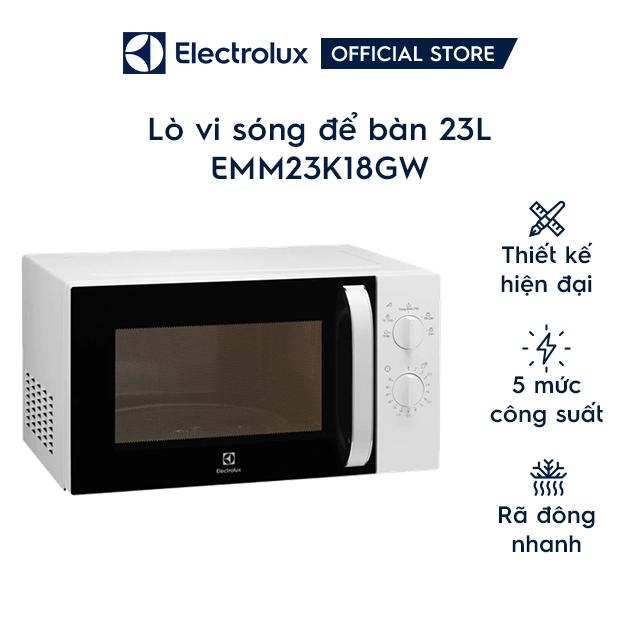 Lò vi sóng Electrolux EMM23