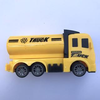 Đồ chơi xe ô tô tải dành cho bé size nhỏ cứng cáp có bánh đà mạnh mẽ, siêu ưu đãi 6