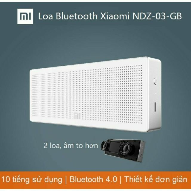 Loa Bluetooth Xiaomi NDZ-03-GB