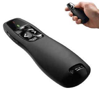 Bút laser trình chiếu không dây R400 2.4GHZ USB