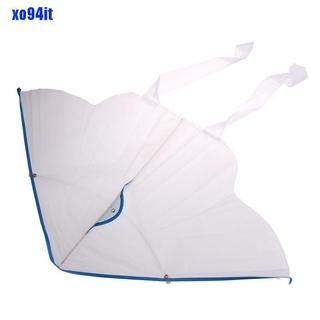 【items】1PC DIY Painting Kite Foldable Outdoor DIY Blank Butterfly Kite Kids Sp