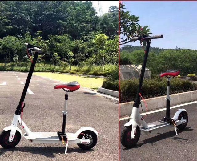 Xe điện xiaomi scooter Minirobot có ghế ngồi nhập tận...