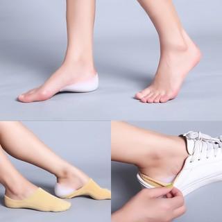 Lót giày tăng chiều cao đi trong tất, phụ kiện tăng chiều cao cho cả nam và nữ - Muasamhot1208 thumbnail