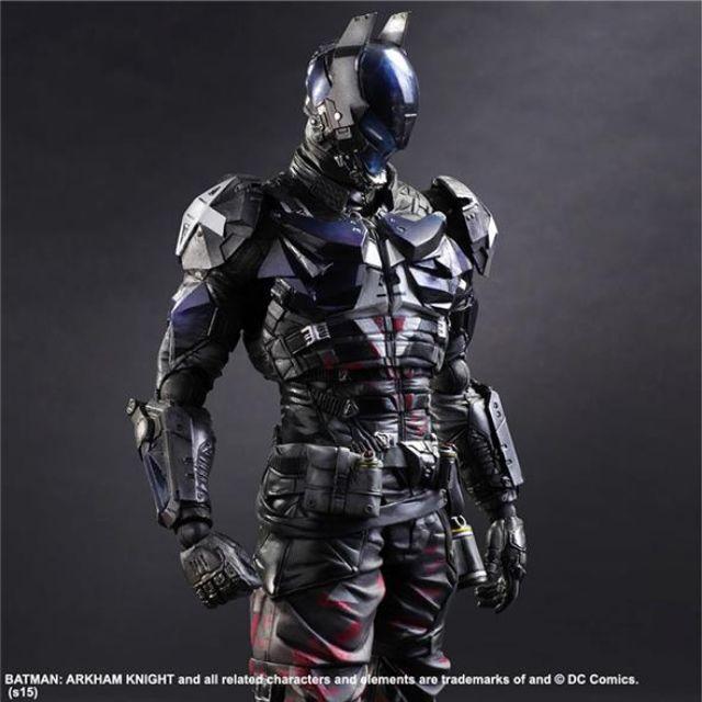 Play Arts Kai Batman Arkham Knight
