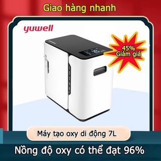 [Hàng có sẵn ] Máy Tạo Oxy Yuwell Gia đình YU300S Lọc Ion Âm - Bảo Hành 12 Tháng - Chính thumbnail