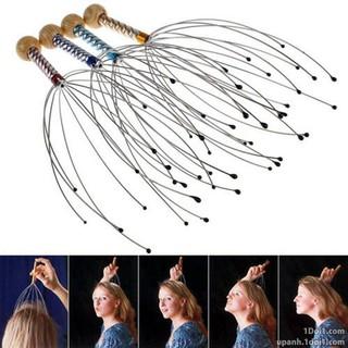 Cọ Massage Đầu Thư Giãn Loại Tốt (Hàng Hót 2021) thumbnail