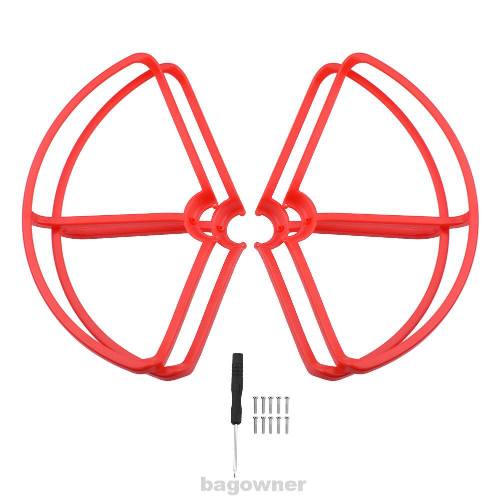 4 Pcs Propeller Guard Set Accessories Anti-collision Drone Durable Protective Replacement Hard For Xiaomi 4K/1080P
