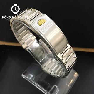 [SIÊU HOT] Dây đồng hồ kim loại lắp cho đồng hồ Orient bằng thép không gỉ cao cấp size 18mm thumbnail