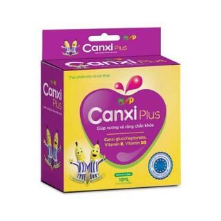 canxi sinh học [Quà Tặng] FREESHIP CANXI PLUS vị dễ uống, dễ hấp thu, ko lo thừa canxi. Siro Canxi plus vitamin K+D3 thumbnail