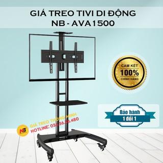 [Hàng Chính Hãng] Giá Treo Tivi Di Động NB AVA1500 32 - 65 Inch Giá Treo Tivi Có Bánh Xe Di Chuyển