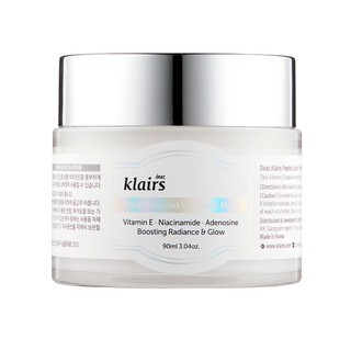Mặt Nạ Ngủ & Kem Dưỡng Ẩm KLAIRS Freshly Juiced Vitamin E Mask