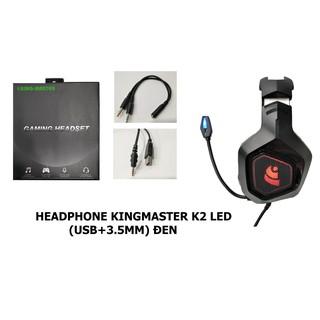 HEADPHONE KINGMAXTER K2 LED thumbnail