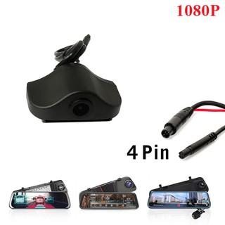 Camera lùi AHD AHD1080P dùng cho camera hành trình AHD, 4 chân, jack 2.5mm, góc nhìn 170 độ. chống nước IP67, dài 5.5m