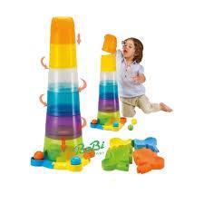 tháp cốc xếp chồng winfun 0737