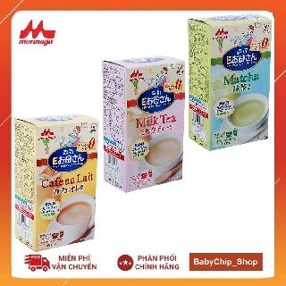 [Date 2021] Sữa Morinaga bầu 216g đủ vị