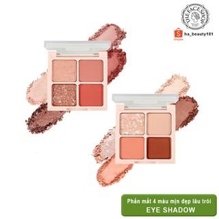 [THE FACE SHOP_Auth] Phấn mắt 4 màu fmgt Quad Eye Shadow Palette TFSN20 thumbnail