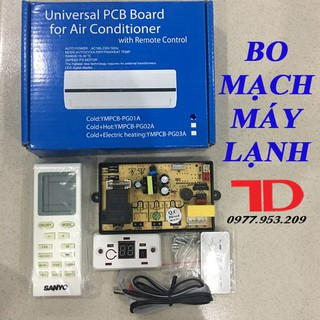Bo máy điều hòa đa năng YMCB - PG01A