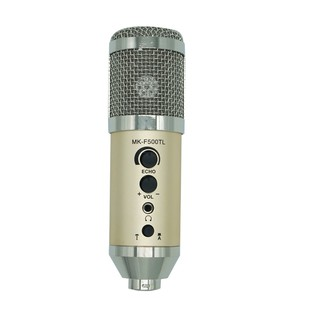 Micro thu âm MK-F500TL không cần soundcard thu âm karaoke ❤ Micro thu âm cho điện thoại và máy tính MK F500TL -dc2885