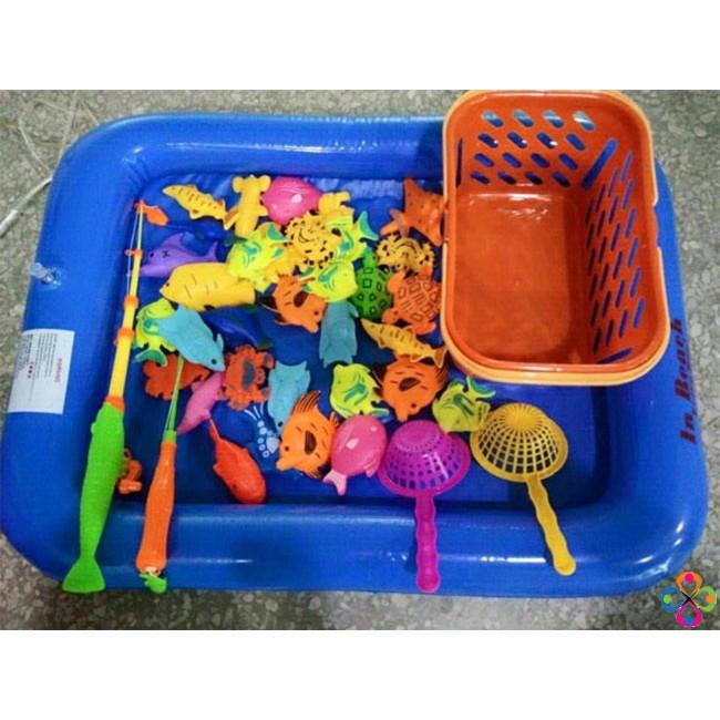Bộ đồ chơi câu cá cho bé yêu