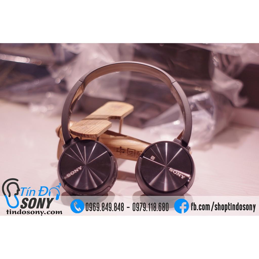 Tai nghe không dây, Bluetooth Sony MDR-ZX330BT - 2785050 , 828198822 , 322_828198822 , 2200000 , Tai-nghe-khong-day-Bluetooth-Sony-MDR-ZX330BT-322_828198822 , shopee.vn , Tai nghe không dây, Bluetooth Sony MDR-ZX330BT